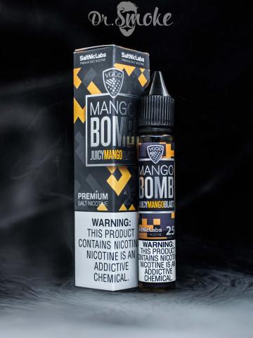 Жидкость Vgod salt MANGO BOMB
