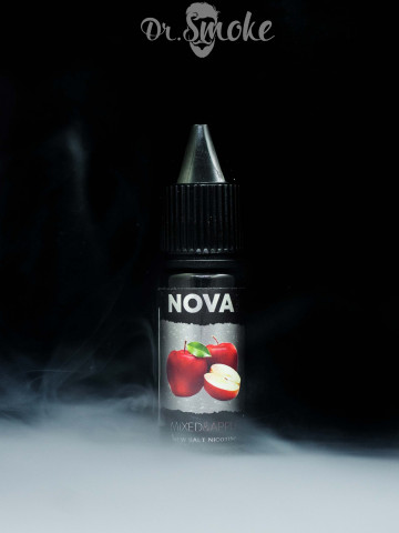 Жидкость NOVA Salt Mixed Apple