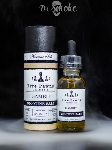 Купить - Five Pawns Salt Gambit