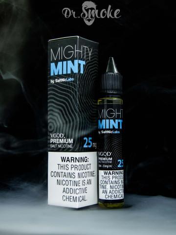 Жидкость Vgod salt Mighty Mint