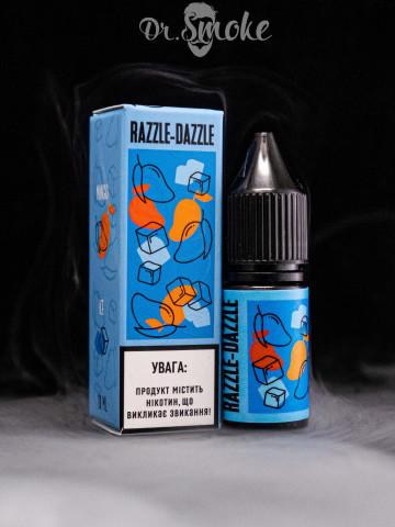 Жидкость UPods Razzle-Dazzle Salt Blue 10мл