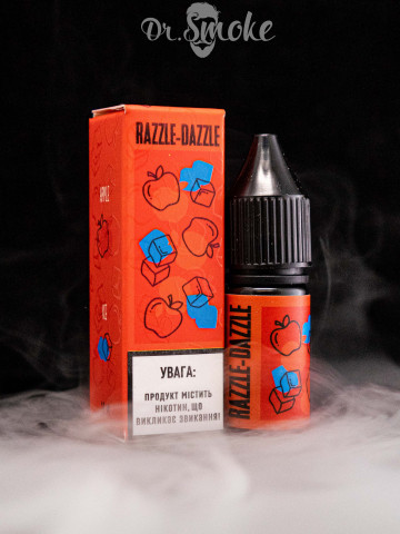 Жидкость UPods Razzle-Dazzle Salt Red 10мл