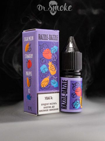 Жидкость UPods Razzle-Dazzle Salt Purple 10мл
