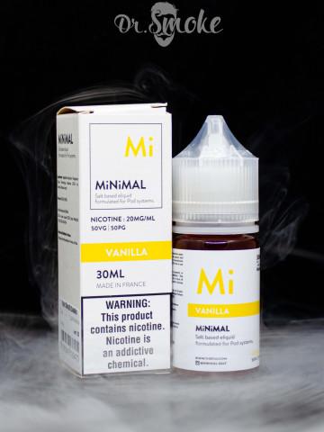 Жидкость Minimal E-Liquid Vanilla