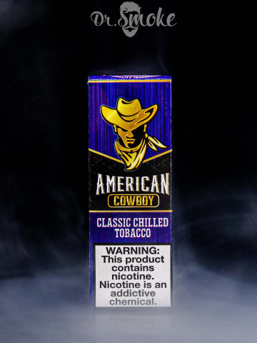 American Cowboy Classic Chilled Tobacco