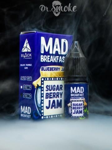 Mad Breakfast Salt Blueberry Jam 10ml