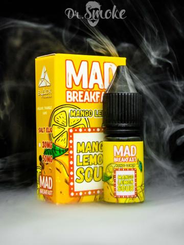 Mad Breakfast Salt Mango Lemon 10ml