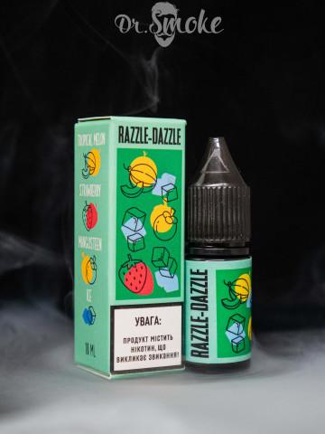Жидкость UPods Razzle-Dazzle Salt Green 10мл