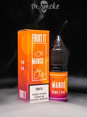 Жидкость UPods Fruit It Salt Mango Bubblegum 10мл