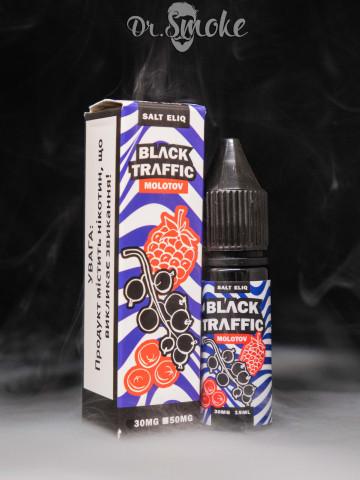 Жидкость Black Traffic Molotov