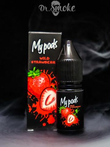 Hype Salt My Pods Wild strawberry