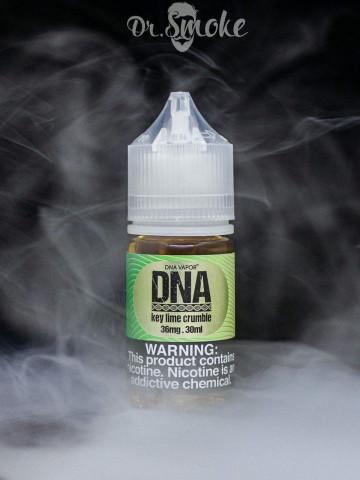 DNA Vapor Salt Key Lime Crumble