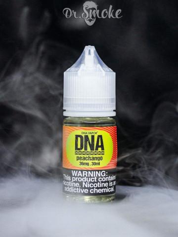 Жидкость DNA Vapor Salt Peachango