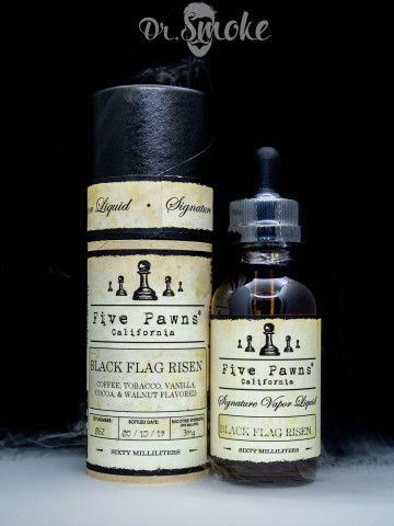 Жидкость Five Pawns Black Flag Risen