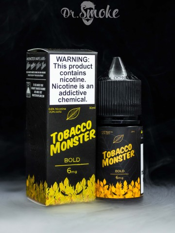 Tobacco Monster Bold