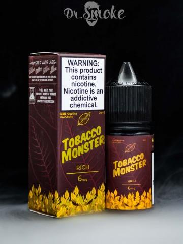 Жидкость Tobacco Monster Rich