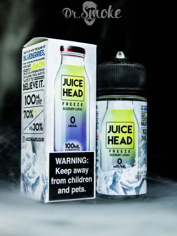 Жидкость Juice Head Blueberry Lemon Freeze