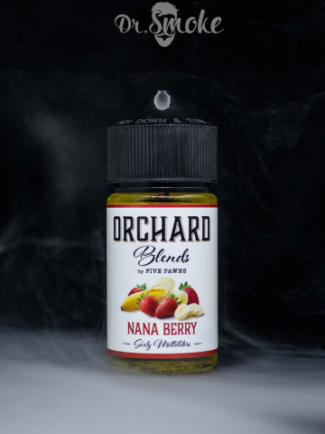 Жидкость Five Pawns Orchard Blends - Nana Berry