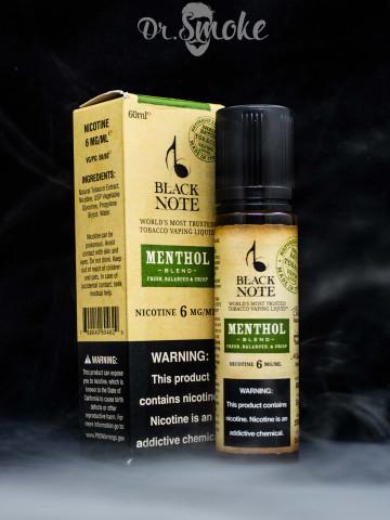 Купить - Black Note Menthol Blend (60 мл)