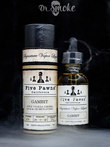 Купить - Five Pawns Gambit