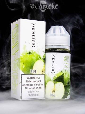 Жидкость Skwezed Green Apple 100ml