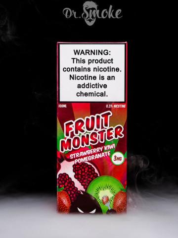 Жидкость Fruit Monster - Strawberry Kiwi Pomegranate
