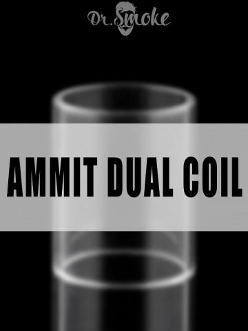 Geekvape Сменое стекло Ammit Dual Coil