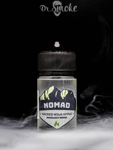 Жидкость Nomad Sacred Wild Apple