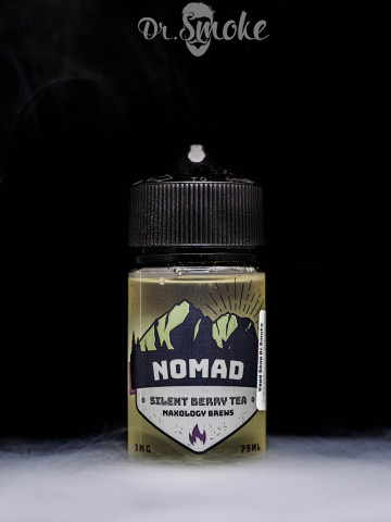 Жидкость Nomad Silent Berry Tea