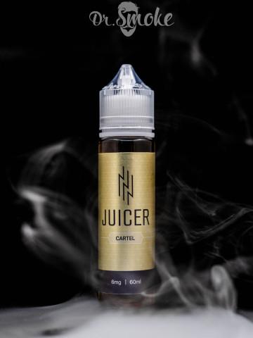 Жидкость Juicer Cartel