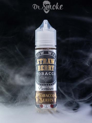 WTF Strawberry Tobacco