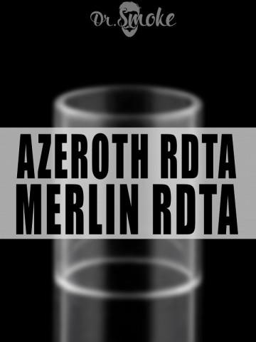 Купить - Сменное стекло для  Azeroth RDTA , Merlin RDTA